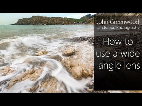 How To Use A Wide Angle Lens | Landscape Photography