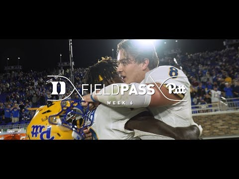 Pitt Football | Field Pass Vs. Duke