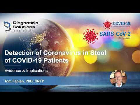 Detection of Coronavirus in Stool of COVID 19 Patients