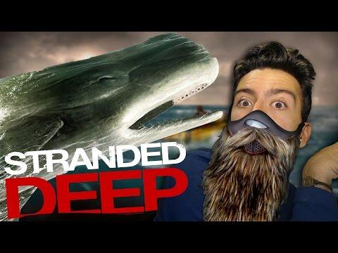 BALİNA AVLAMAK!! - Stranded Deep #3