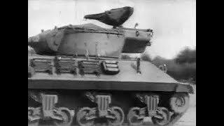 Tank Repairs in WW2