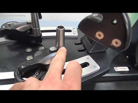 Superstringer E70 Besaitungsmaschine - Stringingmachine