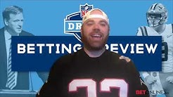 2020 NFL Draft Prop Bet Preview Show