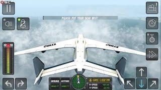 "Flight Simulator ""Big Boss Greenland"" Open World Map - Android Gameplay FHD #7"