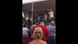 The National Anthem At The Jambalaya Festival 2012
