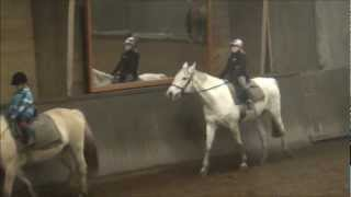 Lizzy 8-ste paardrijles_03-01-2013