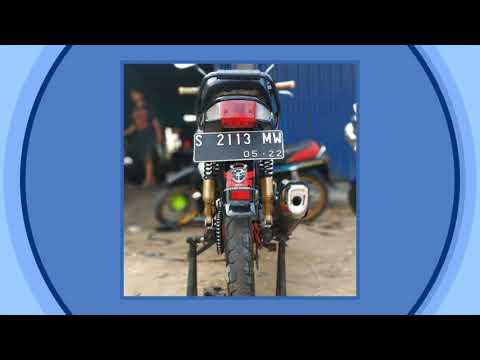 MODIFIKASI MOTOR HONDA - ASTREA GRAND CLUB  PART #2
