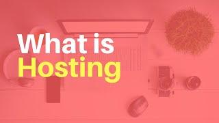 Wordpress for beginners: Wнat is Hosting
