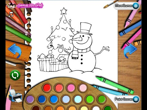 Frosty The Snowman Coloring Pages For Kids - Frosty The Snowman ...