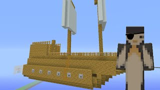Minecraft Xbox - Islands of Eden: Pirate Ship [12]