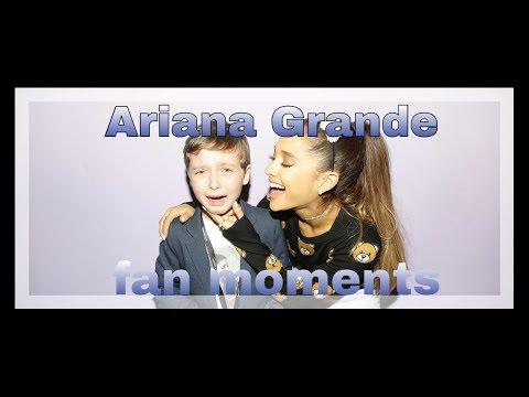 Ariana Grande Fan Moments