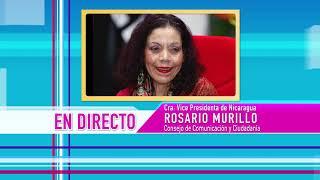 Comunicación con la Vicepresidenta Compañera Rosario Murillo, 16 de Febrero 2018