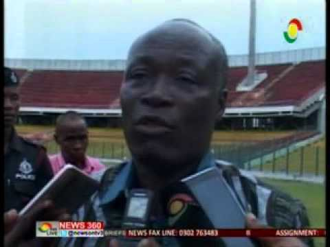 News360 - Sports - Accra Sport Stadium structure deteriorating  - 28/3/2016
