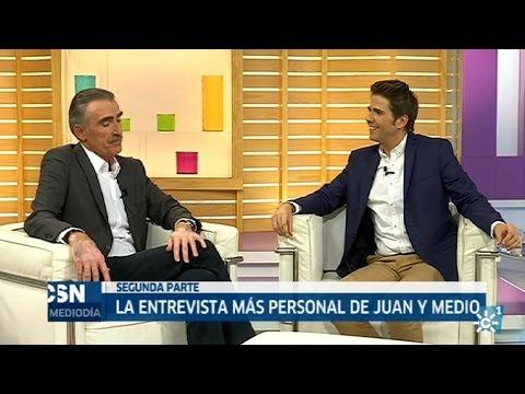 Noticias Canal Sur | La entrevista más personal de Juan y Medio (Completa)
