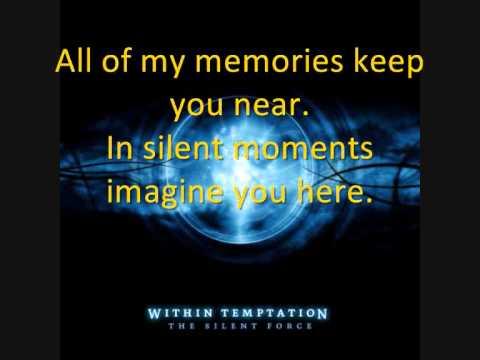 08. Memories - Within Temptation (With Lyrics)