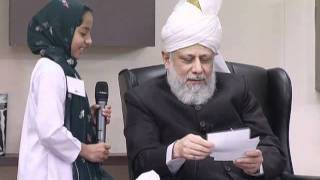 Bustan-e-Waqfe Nau Class: 8th January 2012 (Urdu)