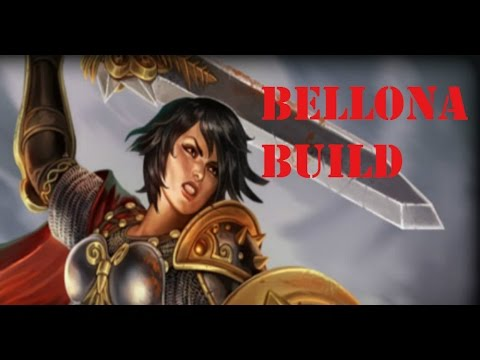 Bellona build