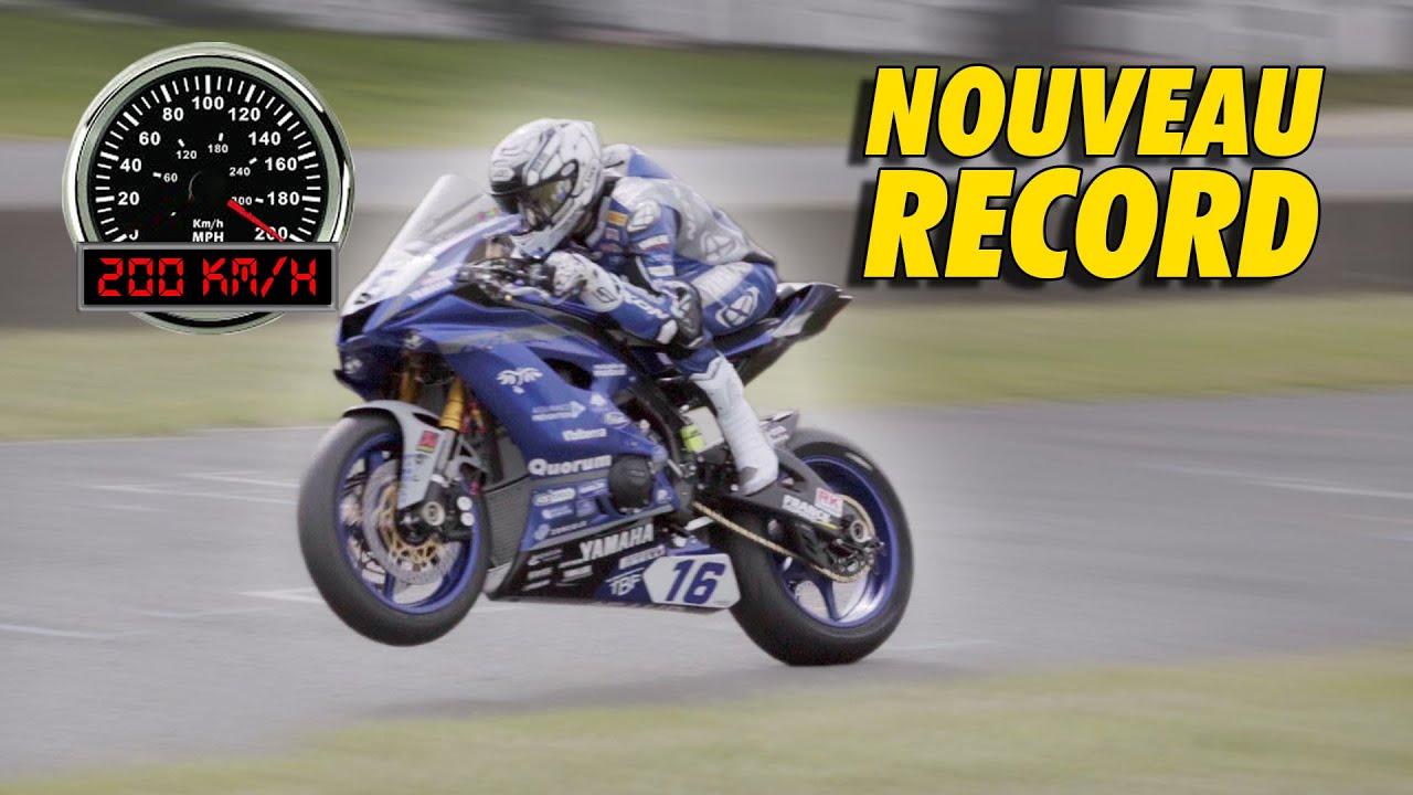 DÉFI : battre le record du tour du Circuit Carole !