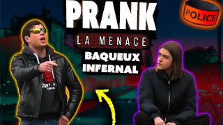 BAQUEUX INSUPPORTABLE - PRANK LA MENACE
