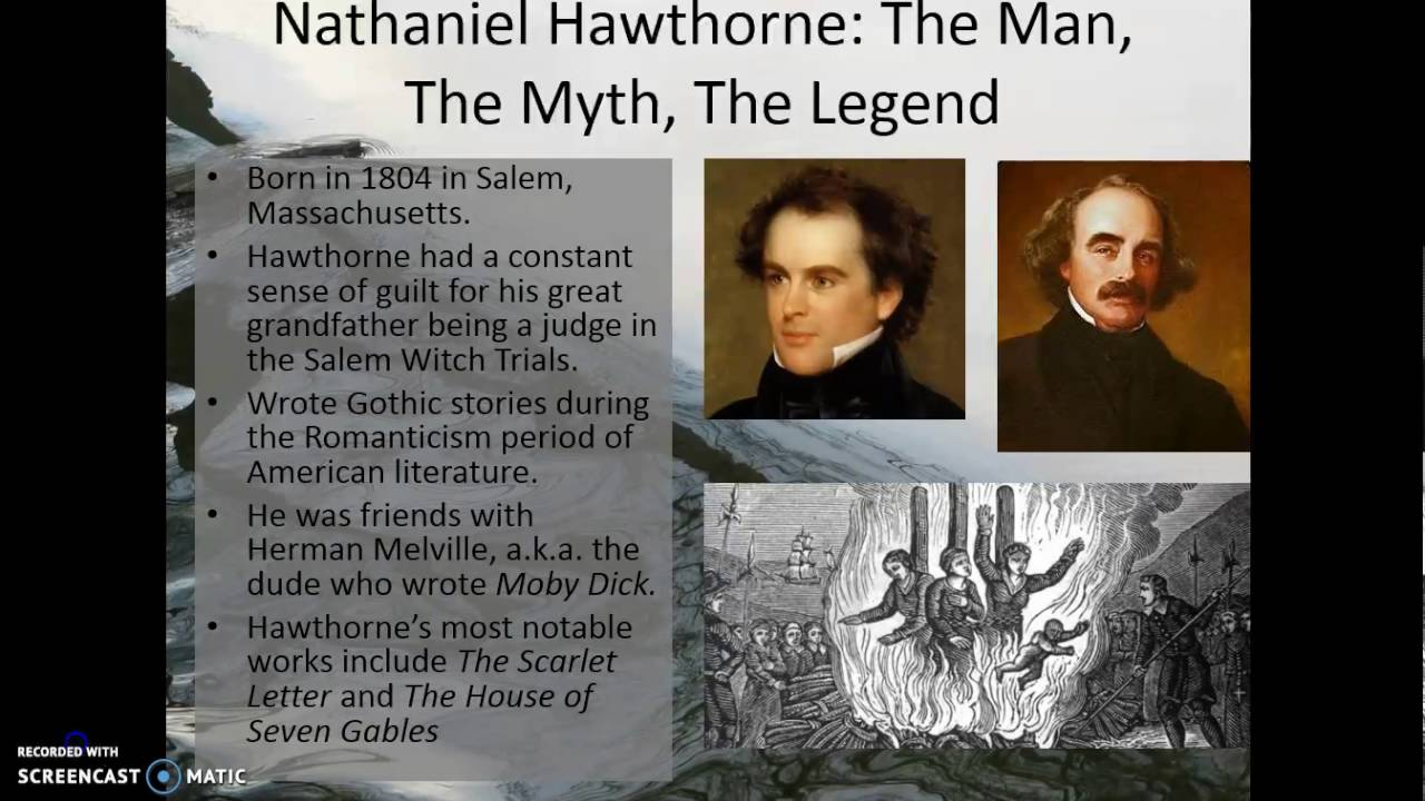 a biography of nathaniel hawthorne born in salem massachusetts Birthplace: salem, massachusetts, united states nathaniel hawthorne terrific introduction to the author and his work hawthorne also knew president franklin pierce and wrote a biography of pierce for his campaign in 1852 something in common with nathaniel hawthorne writers born in massachusetts (22.