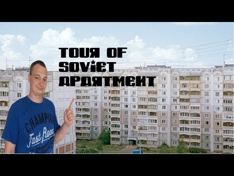 Tour of my Soviet apartment