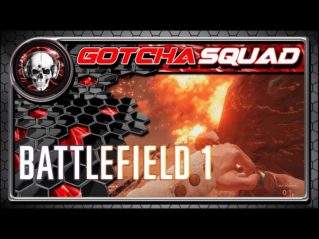 Battlefield 1 - BETA - O Último Round