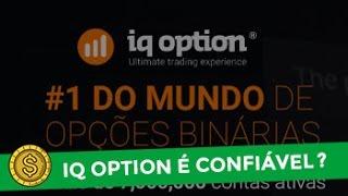 Corretora IQ OPTION É Confiável? Cuidado Com Fraudes!