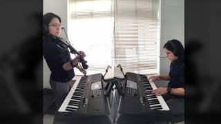 Kung Di Rin Lang Ikaw   December Avenue Ft  Moira Dela Torre Violin and Piano Cover