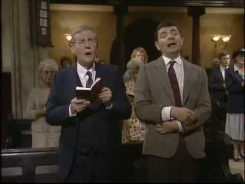 Mr. Bean - The Church (GOOD QUALITY)