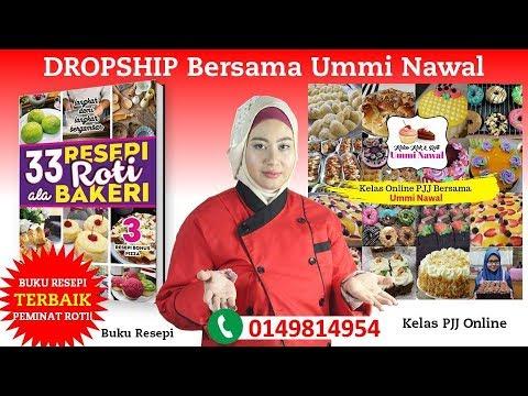 dropship-33-resepi-roti-kelas-roti-kek-pjj-ummi-nawal