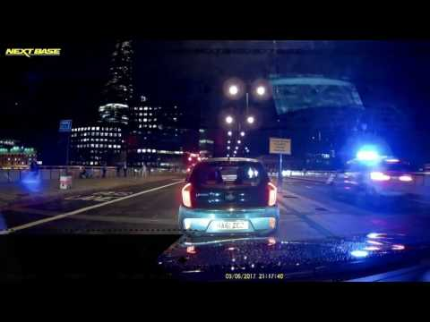 London Bridge Terrorist Attack Dash Cam