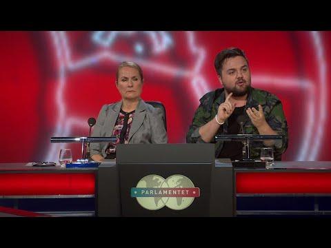 Rött parti vill införa singelbidrag - Parlamentet (TV4)
