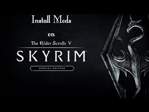 how to install steam workshop mods on cracked skyrim update