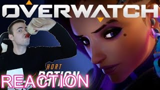 """RUSSIAN REACTS to Overwatch Animated Short    """"Infiltration"""" Reaction (BlizzCon 2016)"""
