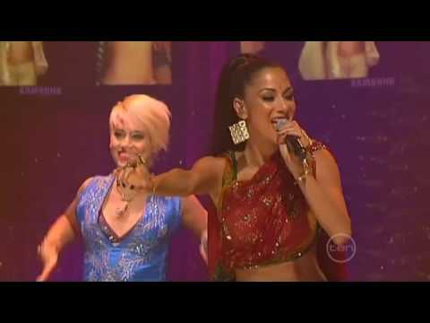 Pussycat Dolls - Jai Ho (Live on Rove 24-05-09)