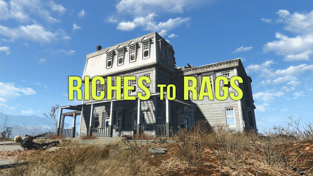 "Image result for ""From Riches to Rags"""