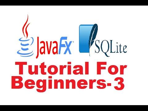 Javafx Tutorial Pdf