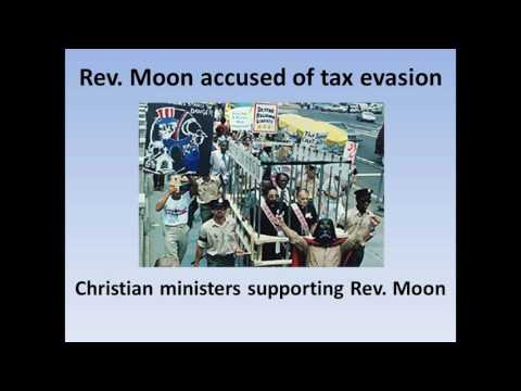 Unification Church and Sun Myung Moon Investigation