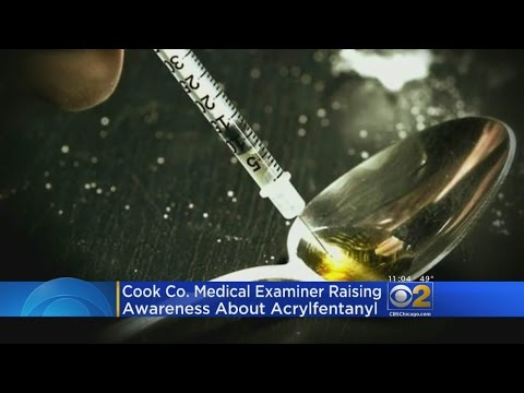 Doctors Warn About Spike In Fentanyl Deaths In Cook County
