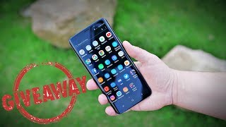 Samsung Galaxy S9 Plus GIVEAWAY!!!