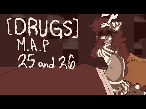 [ DRUGS PMV MAP | 25 & 26 | for Nerdy Dog Queen ]