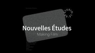 [STUDIO2021] Nouvelles Études 에튀드의 모든 것