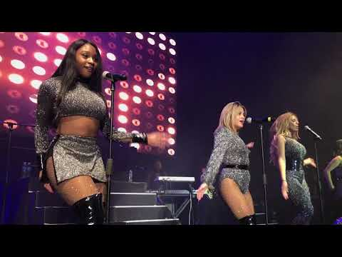 Fifth Harmony - Deliver (Live) PSA Argentina Luna Park