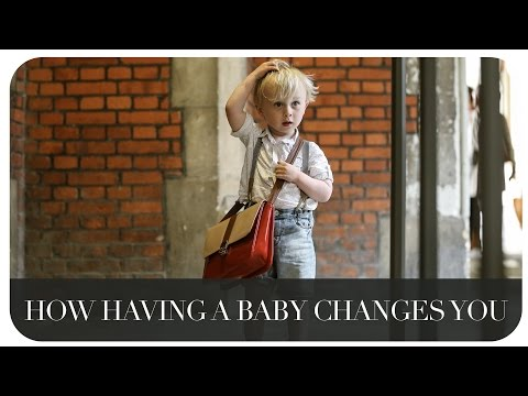 HOW HAVING A BABY CHANGES YOU | THE MICHALAKS