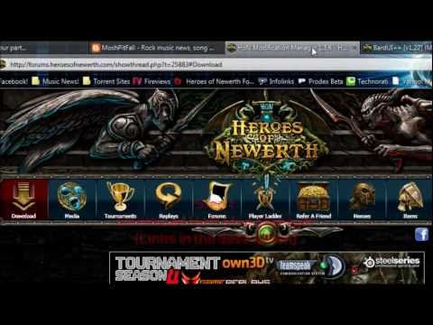 How To Download And Use HoN Mod Manager For Garena Heroes Of Newerth