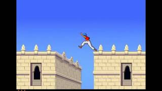 Prince of Persia 2 : The Shadow and the Flame (Macintosh game 1994)