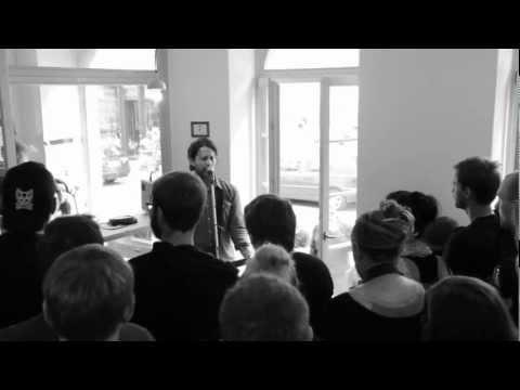 Chuck Ragan | Rotterdam | tanteleuk Dresden