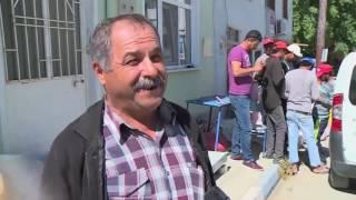 صناعة زيت الورد في إسبارطة التركية