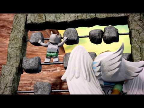 """LEGO® Chima™ Episode 22 - """"Een wirwar van webben"""" (Nederlands)"""