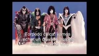 kiss torpedo girl subtitulado en español